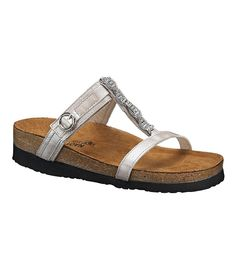 4a3d513eff Best sandals ever for my big ole boat feet. They got a little bling to