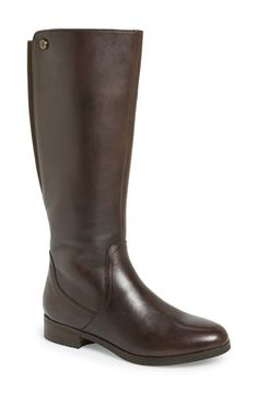 Women's Bussola 'Liv' Modern Tall Boot, Size 36 EU - Brown | 15% desligar