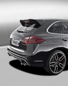 Porsche Cayenne II от Caractere Exclusive