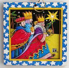 Three Kings ♥ Mary Engelbreit