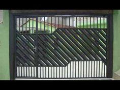 portões de garagem em tela, os modelos mais atualizados do momento! - YouTube