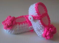 Shush's Handmade Stuff: 05/30/12 Baby Shoes