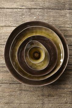 Neu im Sortiment handgefertigte Keramik von belgischen Hersteller Serax