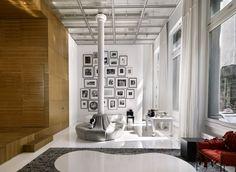 Dodici idee per abbellire una colonna o un pilastro in mezzo all'interno della propria abitazione trasformandolo in una soluzione d'arredo