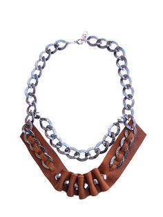 leather necklace 10