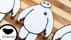 Disney's Big Hero 6 Baymax Cookie