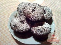 Zserbó muffin Muffins, Menu, Sweets, Cookies, Chocolate, Breakfast, Food, Cupcake, Menu Board Design