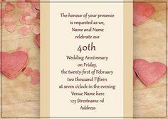 AI_013 Anniversary Invitations, Wedding Anniversary, Invite, Monkey, Wedding Anniversary Years, Playsuit, Birthday Invitations, Monkeys, Wedding Day