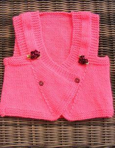 Ravelry: Rosanna Vest Top by maybebaby designs