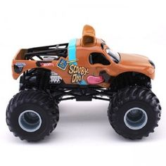 Scooby-Doo Monster Truck toy for those who can't get behind the wheel just yet