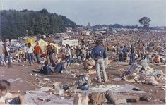 The Official 60's Site-Woodstock Photos