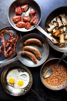 This is the ultimate breakfast and is especially great for hangovers, which, let's be honest, we all have now and then.
