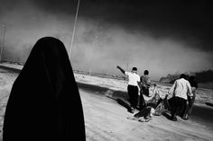 A Decade of War in Iraq: The Images That Moved Them Most Paolo Pellegrin, March 4, 2003