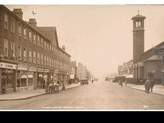 From the archives: Portland Road, Hove