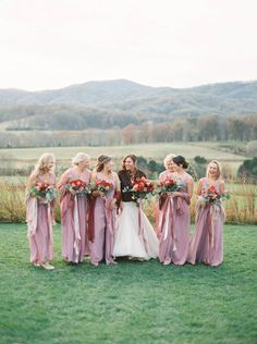 Rustic, romantic & sophisticated wedding at Pippin Hill via Magnolia Rouge