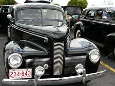 1940 Nash Ambassador