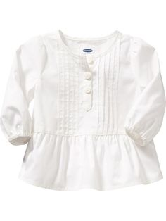 Pin-Tuck Tunics for Baby Product Image