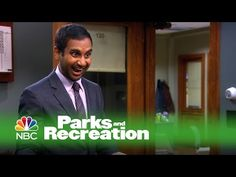 Tom Haverford's Ridiculous Ron Swanson Greetings | #ParksandRec