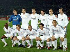 Intercontinental Cup 2002 Champions! #HalaMadrid