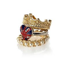 rings, british, union jack. I try not to post stuff from tumblr accounts because it's not the real link. However, these are no longer available. I just like them.