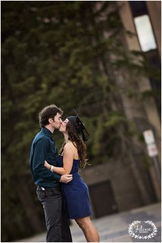 University Graduation   Cap and gown with boyfriend    Candids {Jalisse Photography} Calgary