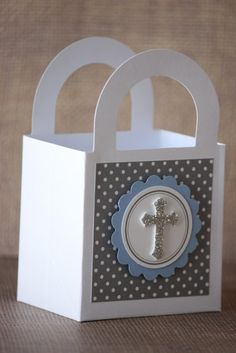 12x First Holy Communion/Baptism Favor by MyPrettyLittleParty, $12.00