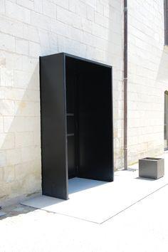 Entry Way Design, Entrance Design, Entrance Gates, Facade Design, Entry Doors, Wall Design, Exterior Design, Minimal Architecture, Architecture Details