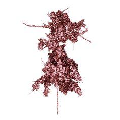 Kohei Nawa Gush #02 2006 Red