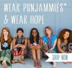 What a wonderful gift idea!  Proceeds go toward funding to abolish sex trafficking, and other social services to help these girls/women.