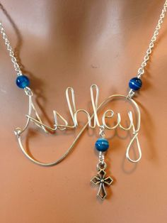 Posted by Ashley McGown of Ashley's Elegance in the Wire Wrap Jewelry Artists group on FaceBook.