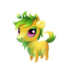 Peony Pony baby