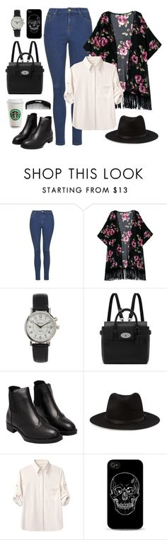 """Sightseeing with B.A.P // Himchan"" by berrie95 on Polyvore featuring Geneva, Mulberry, Forever 21, rag & bone, bap and himchan"
