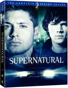 Supernatural - Hot guys, angels, ghosts and monsters.  What more could you ask for?