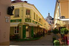 Jewish quarter in Vilnius's Old Town - Vilnius - Lituania