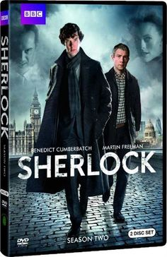 Created by Mark Gatiss, Steven Moffat. With Benedict Cumberbatch, Martin Freeman, Una Stubbs, Rupert Graves. A modern update finds the famous sleuth and his doctor partner solving crime in century London. Sherlock Bbc, Sherlock Season 2, Sherlock Series, Funny Sherlock, Benedict Sherlock, Sherlock Quotes, Martin Freeman, Benedict Cumberbatch, Sherlock Cumberbatch