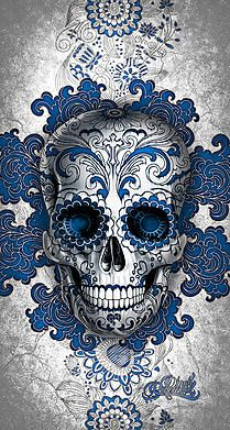 Our Website is the greatest collection of tattoos designs and artists. Find Inspirations for your next Skull Tattoo. Search for more Tattoos. Candy Skulls, Caveira Mexicana Tattoo, Tattoo Crane, Los Muertos Tattoo, Totenkopf Tattoos, Sugar Skull Design, Skull Pictures, Sugar Skull Tattoos, Skull Candy Tattoo