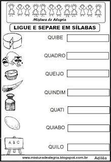 Separação silábica Thing 1, A30, Professor, Homeschool, Teaching, Nova, Julia, Drop, Letter R Activities