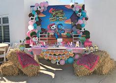 Cumple Sheriff Callie, Sheriff Callie Birthday, Sherif Callie, Sheriff Callie's Wild West, 5th Birthday, Birthday Cake, Western Parties, Halloween Ideas, Party Time
