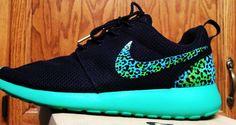 "Noldo X Nike Roshe Run ""Versace X H"" Custom | FOUR THOUSAND"