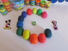 Letter C - learn ABC alphabet with toys and Play Doh Kinder surprise eggs