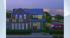 Sims 4 CC's - The Best: Sunny Daycare (Park) by ChiLlis Sims