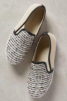 ON SALE J Slides Woolen Sami Sneakers #AnthroFave