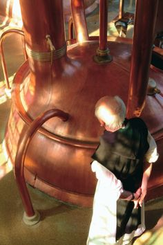 touring Belgian Trappist breweries