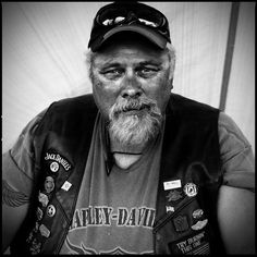 #American #Biker #Project - Brandon Allen