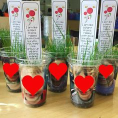 Kindergarten Gifts, Inspirational Gifts, Children, Kids, Gift Wrapping, Table Decorations, Prints, Mothers, Grass