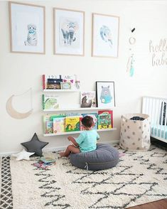 25 Best Kids Bedroom Ideas for Small Rooms You Should Try Now Kinderzimmer Ideen mit Etagenbett Small Room Bedroom, Baby Bedroom, Baby Room Decor, Nursery Room, Girl Room, Kids Bedroom, Bedroom Decor, Small Rooms, Modern Bedroom