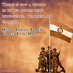 Armed Forces Flag Day, English Quotes, Quote Of The Day, Indian, Image, Wallpaper, Photos, Phrase Of The Day, Wallpaper Desktop