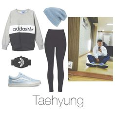 Taehyung Dance Practice Inspired Outfit
