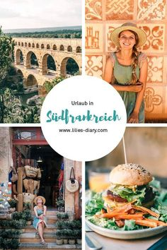 Holiday in Southern France - 7 tips for a magical summer - - Solo Travel Europe, Camping Europe, France Travel, Top Europe Destinations, Holiday Destinations, City Breaks Europe, Reisen In Europa, Voyage Europe, South Of France