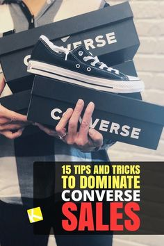 With so many Converse sales happening online and in-store, it would be crazy to ever pay full price. In fact, it's totally possible to save up to 70% when you know where to look and when. The Krazy Coupon Lady is here to help, whether you're buying Chuck Taylors or Jack Purcells, kids' Converse or even Converse Chuck 70s. Get those Chucks for less and save way more than you thought possible with these Converse hacks